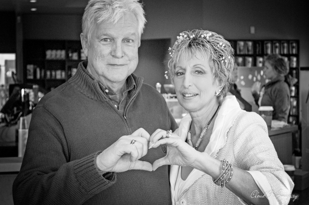 © 2014 Cloud 9 Imagery - Shelley & Benny at Starbucks-Edit